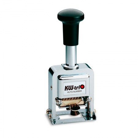 Numerador automático 6 dígitos 2060 - Kw-Trio