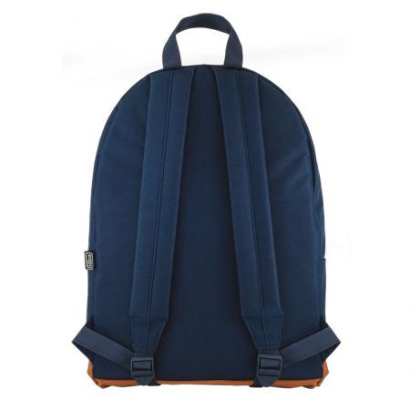 Mochila escolar grande sem roda - 168416 - Academie Azul - Tilibra
