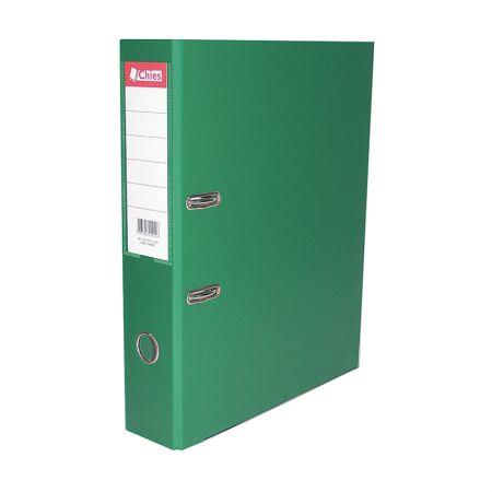 Registradora AZ ofício LL 1014 - verde - Chies