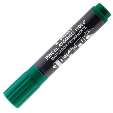 Pincel atômico verde 1100-P - Pilot