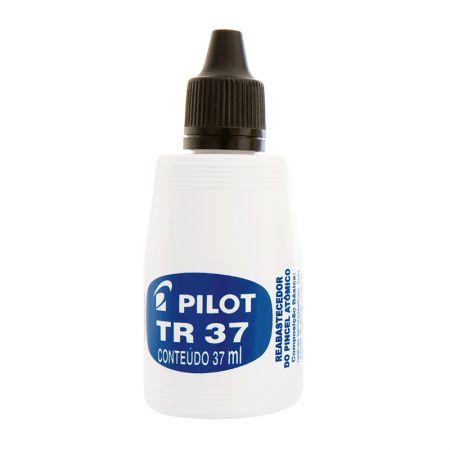 Tinta para pincel atômico 37ml - Preto - Pilot