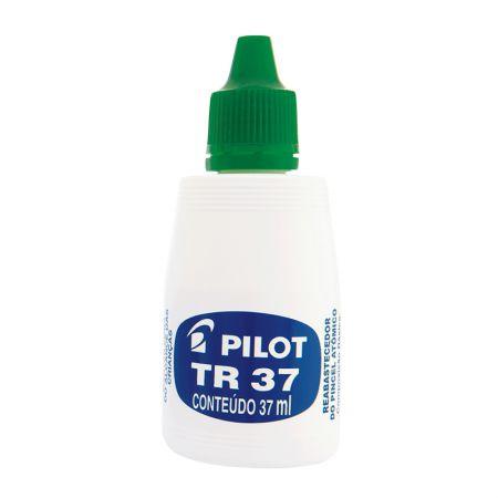 Tinta para pincel atômico 37ml - Verde - Pilot