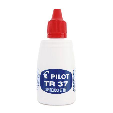 Tinta para pincel atômico 37ml - Vermelha - Pilot