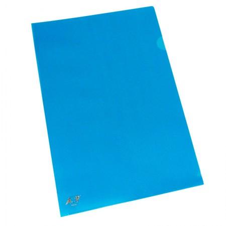 Pasta em L ofício - Azul - 1034 - ACP