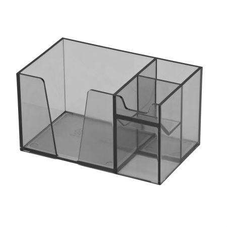 Organizador de mesa - fumê - 978.1 - Acrimet