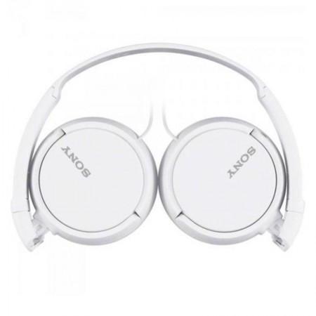 Fone de ouvido MDR-ZX110 branco - Sony
