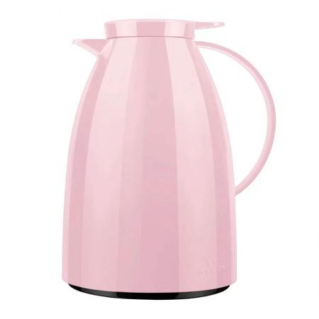 Bule térmico Viena com Gatilho 1,0 litros - rosa quartz - Invicta