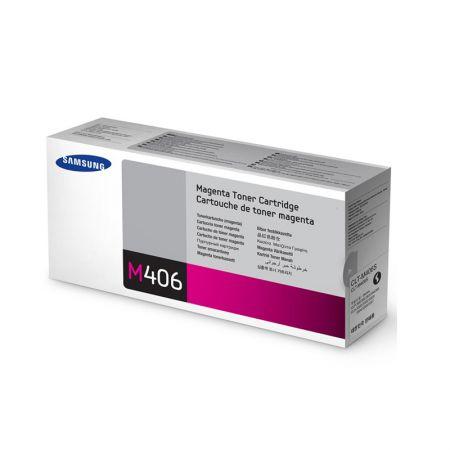 Toner Samsung CLTM406S/4HZ01A magenta 1000pags serie CLP360/365