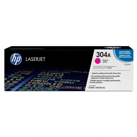 Toner HP Original (304A) CC533A - magenta 2800 páginas