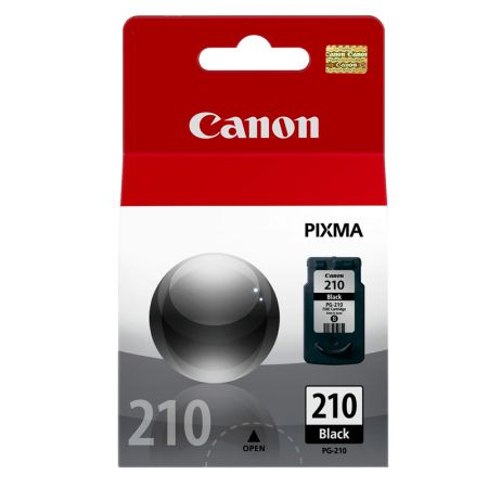 Cartucho Canon PG210XL - preto 15ml - serie MP240/260/480