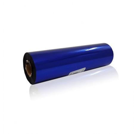 Fita para impressora ribbon cera 110mm x 91m - Facislito