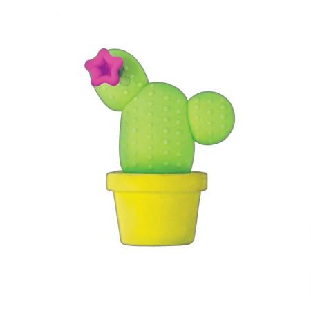 Borracha colorido Cactus - 314846 - Tilibra