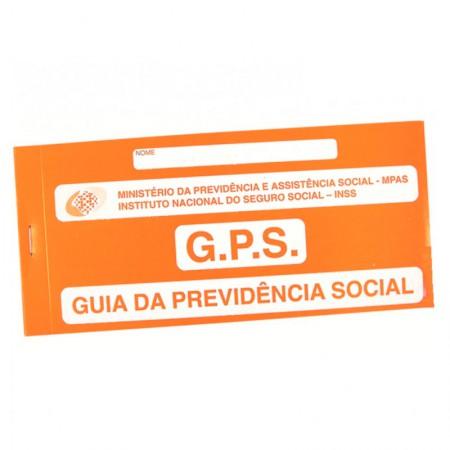 Carnê de INSS GPS 12x2 - Tamoio