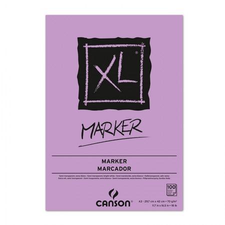 Bloco Marker A3 - com 100 folhas - Canson