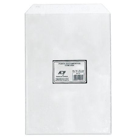 Porta documento plástico ofício com aba P-30 - ACP
