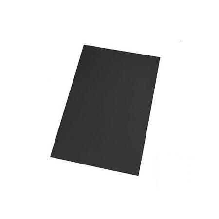 Capa para encadernação A4 preta pacote 100und ACP
