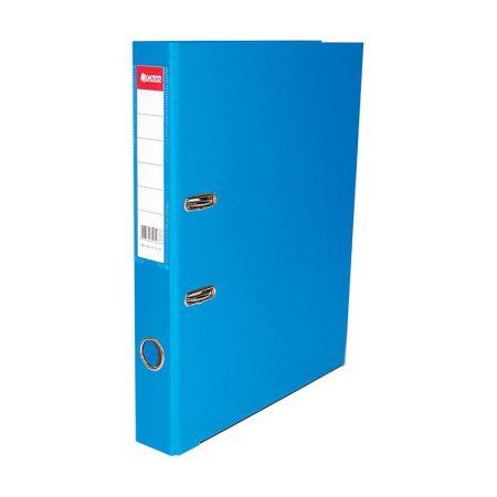 Registradora AZ ofício LE 1068 - azul celeste - Chies