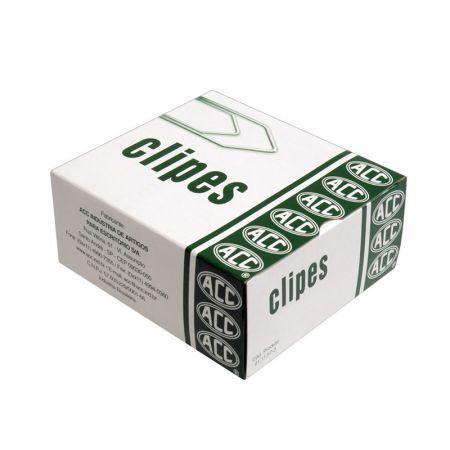Clips galvanizado 8/0 - com 25 unidades - ACC