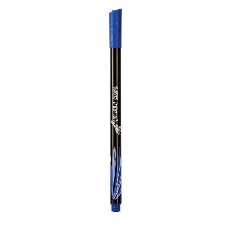 Caneta Hidrográfica ultra fina Intensity 0.4mm - azul - Bic