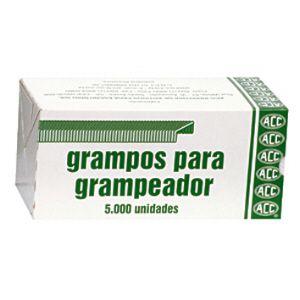 Grampo galvanizado 9/12 - com 5000 unidades - ACC