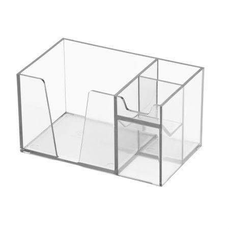 Organizador de mesa - cristal - 978.3 - Acrimet