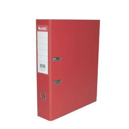 Registradora AZ ofício LL 1010 - vermelho - Chies