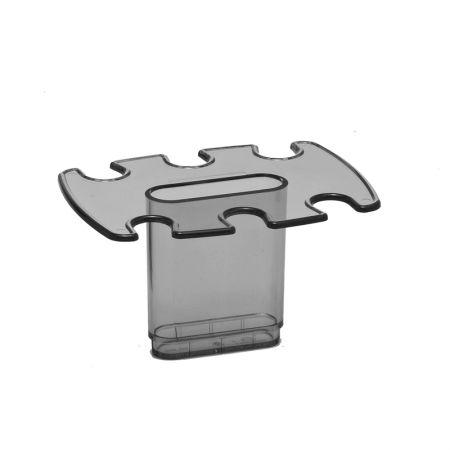 Porta carimbo módulo adicional - fumê - 807.1 - 6 lugares - Acrimet