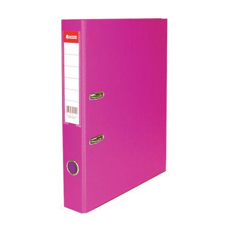 Registradora AZ ofício LE 2517 - pink - Chies