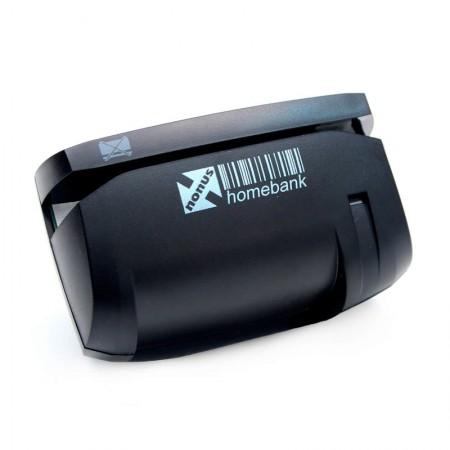 Leitor de código de barra USB Homebank 8291