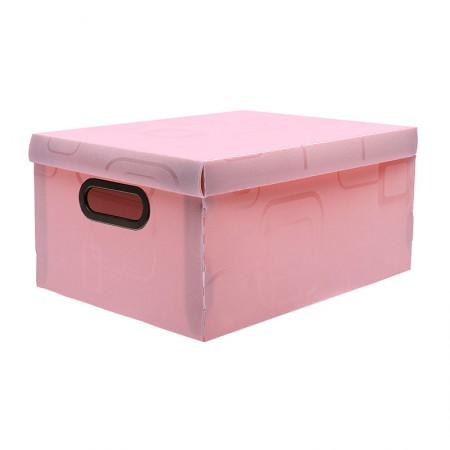 Caixa organizadora média - rosa - 2171.Q - Dello