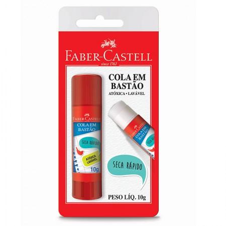 Cola bastão 10g - SM/8110 - Faber-Castell