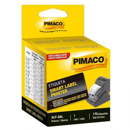 Etiqueta Smart Label SLP-SRL - com 170 etiquetas - Pimaco