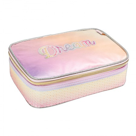 Estojo Box Académie - 312223 - Dream - Tilibra