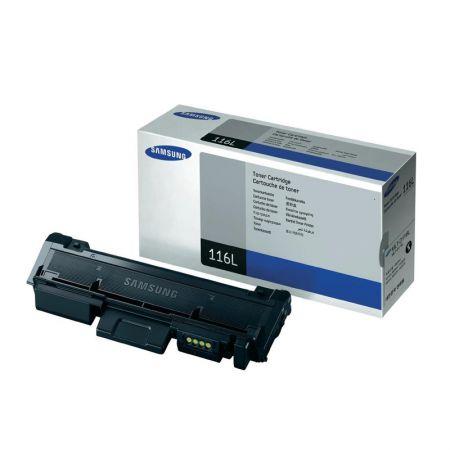 Toner Samsung MLT-D116L / 4HY96A - preto 3000 páginas - serie M2625/2825/2675/2875