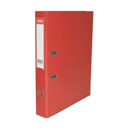 Registradora AZ ofício LE 1071 - vermelho - Chies