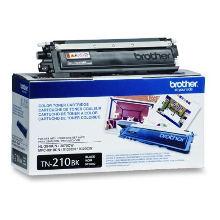 Toner Brother TN210BK - preto 2200 páginas