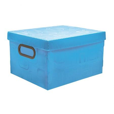Caixa organizadora pequena - azul - 2170.C - Dello