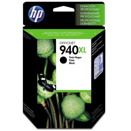 Cartucho HP Original (940XL) C4906AB - preto rendimento 2.200 páginas