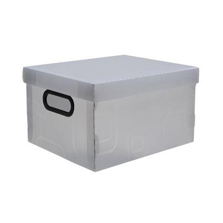 Caixa organizadora pequena - cristal - 2170.H - Dello
