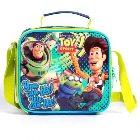 Lancheira Nylon - 52178/19 - Toy Story - Dermiwil