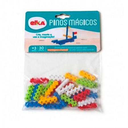 Pinos mágicos com 30 peças - 45 - Elka