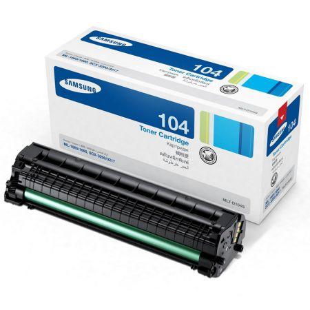 Toner Samsung MLT-D104S / 4HY98A - preto 1.500 páginas - serie SCX-3200