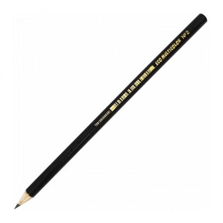 Lápis preto nr 2 - Multicolor