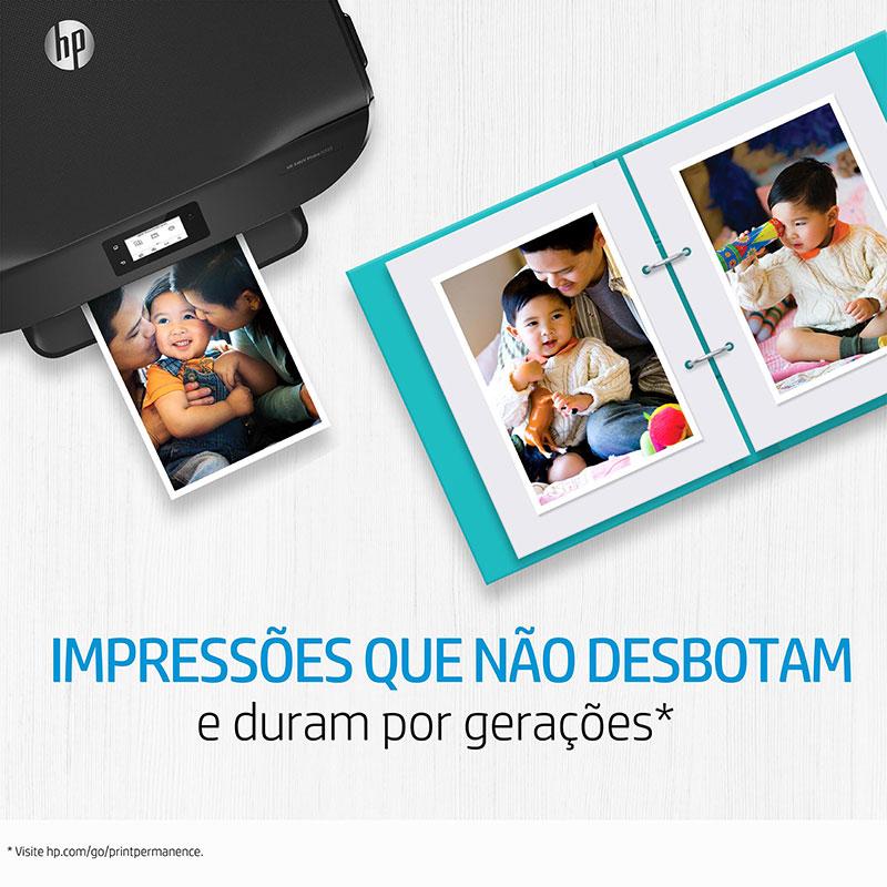 Cartucho HP Original (60B) CC636WB preto até 200 páginas