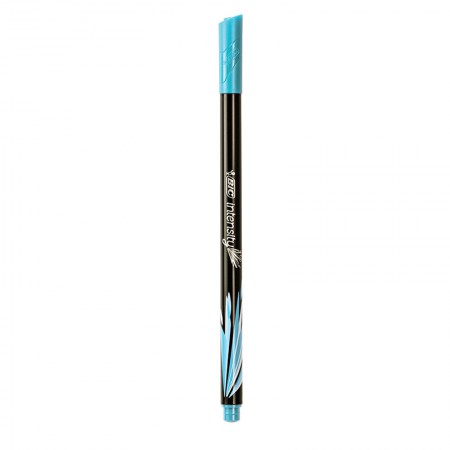 Caneta hidrográfica ultra fina Intensity 0.4mm - azul clara - Bic