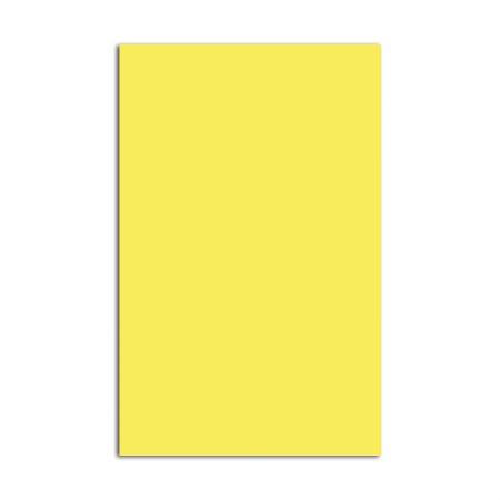Placa de EVA 40X60cm - amarelo - Seller