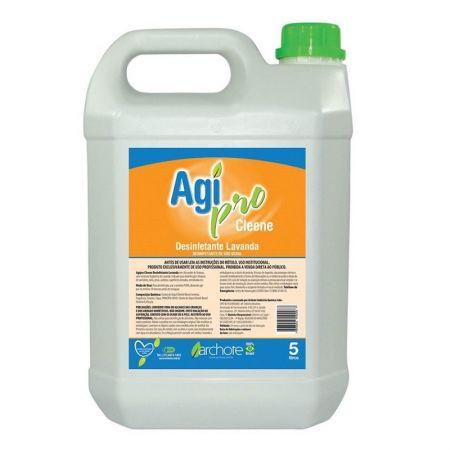 Desinfetante Agi Pro Cleene - Lavanda - com 5 litros - Archote