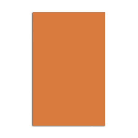 Placa de EVA 40X60cm - laranja - Seller