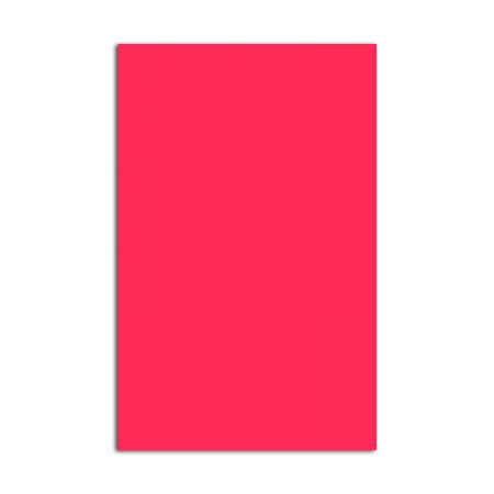 Placa de EVA 40X60cm - vermelho - Seller