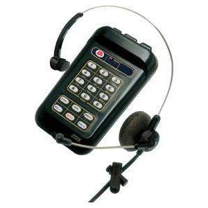 Telefone operador com headset TZ-20 - Zox